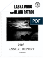Alaska Wing - Annual Report (2003)