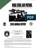 Alaska Wing - Annual Report (2005)