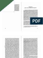 Bourdieu, Programa para una sociología del deporte