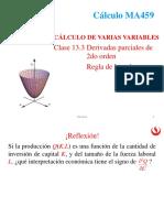 5.3_Derivadas Parciales de Orden Superior_Regla de La Cadena(5)