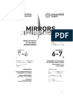 Mirrors and Mirroring Abstracts