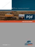 Fuel Oil Flowmeter