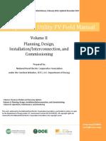 NRECA Cooperative Utility PV Field Manual Vol II Final