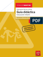 Guía Didáctica de Educación Infantil