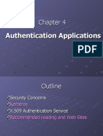 10) Chapter 4 - Authentication Applications