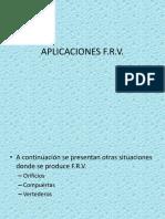 13. Aplicaciones Del FRV