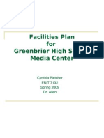 Facilities Plan 2009