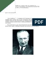 [1929] Heidegger, M. A preleção  ―  Que é a metafísica.pdf