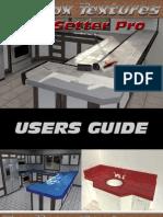 Tile Setter Pro Users Guide