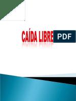 6 - Caida Libre