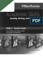 NHW Academic Skills Level 2 SB