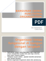 Bab 11 Pembangunan Cross-functional Organization