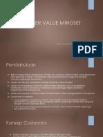 Bab 4 Customer Value Mindset