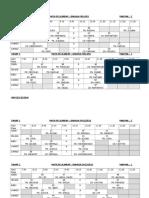 Jadual Waktu Penggunaan Makmal ict
