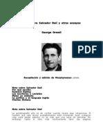 Orwell George - Nota Sobre Salvador Dali Y Otros Ensayos [Doc]