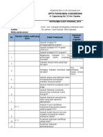Instrumen Audit Internal UKM