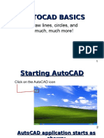 W1 L2 AutoCAD Basics March 2017