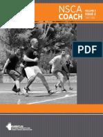 NSCA Coach Volume 5, Issue 2