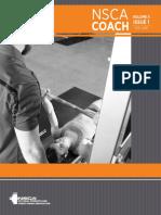 NSCA Coach Volume 5, Issue 1