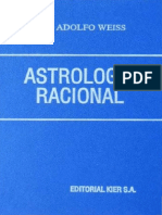 (Adolph Weiss) - Astrologia Racional