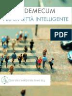 ANCI Vademecum Per La Città Intelligente