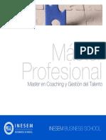 Master Coaching Gestion Talento