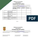 laporan kegiatan