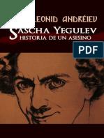Andreiev, Leonid - Sascha Yegulev [33837] (r1.0).epub