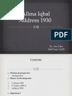 Allabaad Adress pre.pptx