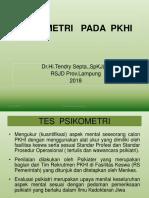 Psikometri 2018 DR. TENDRY.pptx