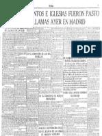 el sol 1931