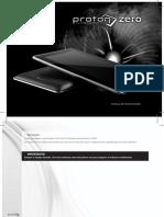 Manual de Usuario Proton Zero