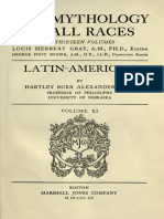 Mythology of All Races Latin American (1)