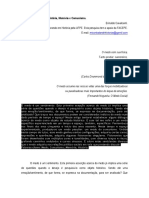 Erinaldo Cavalcanti - Fisionomias Do Medo - História, Memória e Comunismo