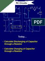 11 RC Circuits