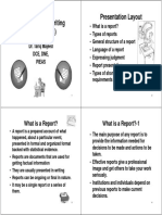 LECTURE 01 4pp Effective Short Report Writing 03