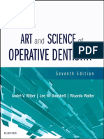 Art and Science of Operative Dentistry