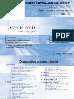 Aspecto Social Pre