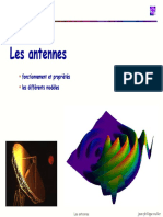 Antennas Types and Implementation