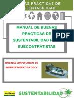 A8 Manual de Buenas Prácticas de Sustentabilidad Obra R0 01.04.2014