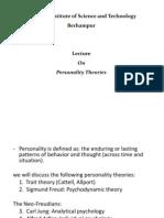 Personailty Theory