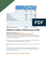 Utilidad contable y tributaria para el IUE.docx