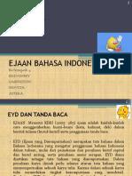 3. EYD bener