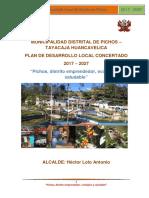 PDLC Pichos 2017-2027 FINAL 05042017