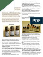 Catálogo de Aromasensia