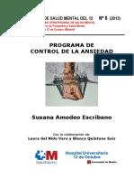 Cuad S Mental 12 - N_ 8 (2013) Programa Control Ansiedad.pdf