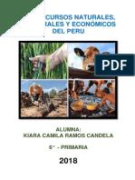 Album de Recursos Del Peru