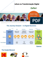 Gartner - Zaffari - Impacto Da Cultura Na Transformacao Digital