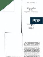 Baudrillard - A la sombra de las mayorías silenciosas.pdf