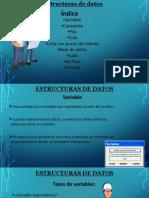 (Estructura de Datos) Miguel Cuevas